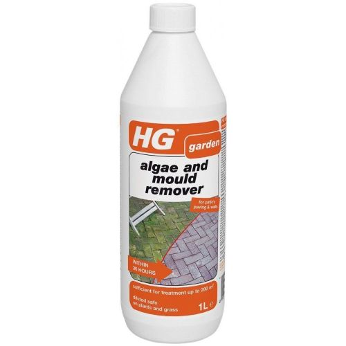 HG Garden Moss Algae and Mould Remover 1 litre